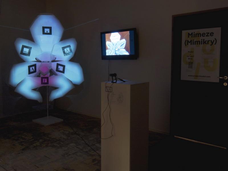 Prezentace projektu na výstavě Designblok 2010