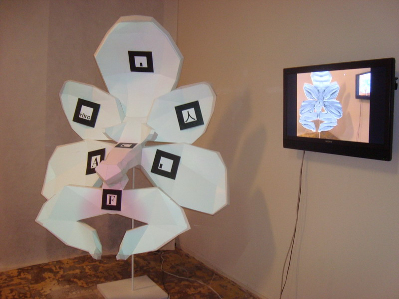 Prezentace projektu na výstavě